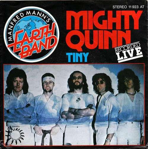 Bild Manfred Mann's Earth Band - Mighty Quinn (7, Single) Schallplatten Ankauf