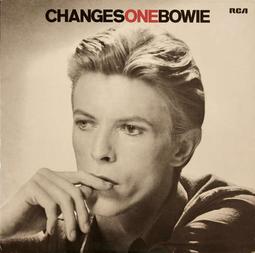 Cover David Bowie - ChangesOneBowie (LP, Comp, RE) Schallplatten Ankauf
