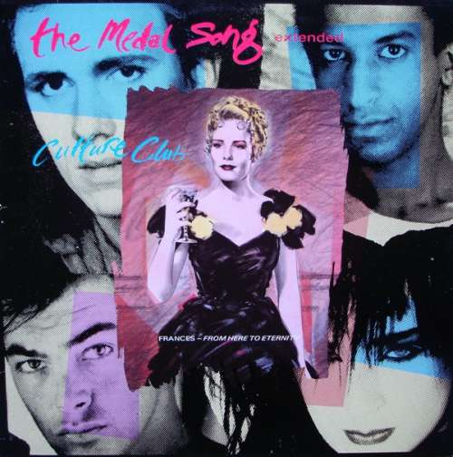 Cover Culture Club - The Medal Song (12, Ltd, Pos) Schallplatten Ankauf