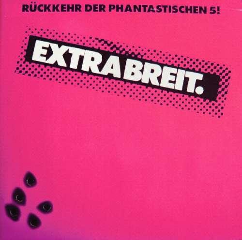 Cover Extrabreit - Rückkehr Der Phantastischen 5! (LP, Album, Pin) Schallplatten Ankauf