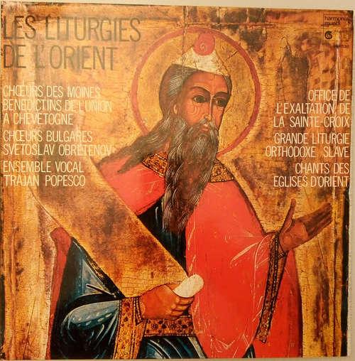 Cover Various - Les Liturgies De L'Orient (LP, Comp, Gat) Schallplatten Ankauf