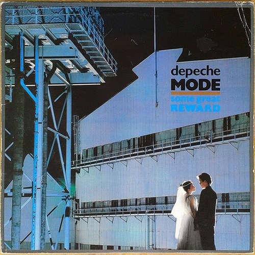 Cover Depeche Mode - Some Great Reward (LP, Album) Schallplatten Ankauf