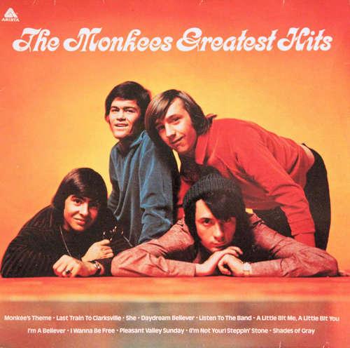 Bild The Monkees - Greatest Hits (LP, Comp, RE) Schallplatten Ankauf