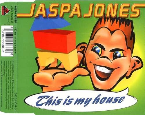 Bild Jaspa Jones - This Is My House (CD, Maxi) Schallplatten Ankauf