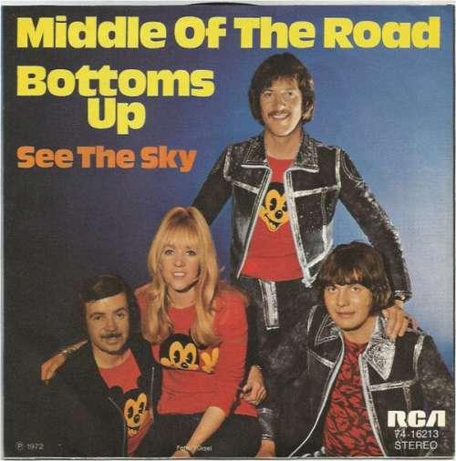 Bild Middle Of The Road - Bottoms Up (7, Single) Schallplatten Ankauf