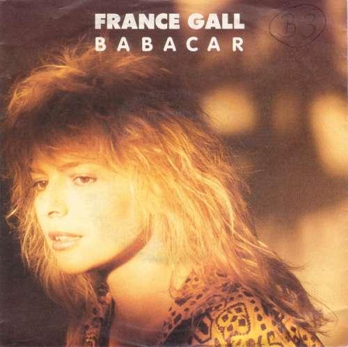 Bild France Gall - Babacar (7, Single) Schallplatten Ankauf