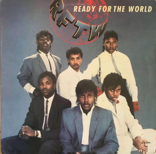 Cover Ready For The World - Ready For The World (LP, Album) Schallplatten Ankauf