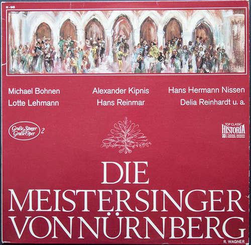 Cover Richard Wagner - Die Meistersinger Von Nürnberg (LP, Comp) Schallplatten Ankauf