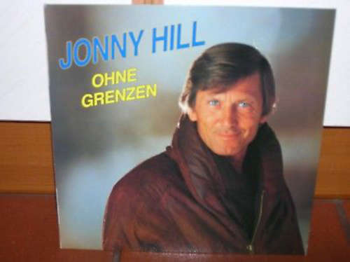 Bild Jonny Hill - Ohne Grenzen (LP, Album) Schallplatten Ankauf