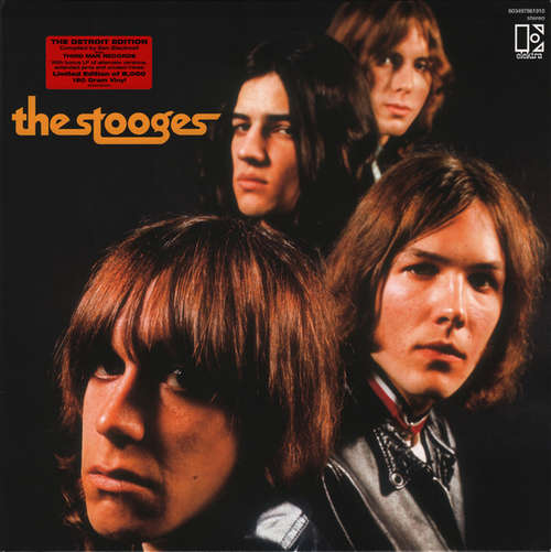 Cover The Stooges - The Stooges (2xLP, Album, Ltd, RE, 180) Schallplatten Ankauf