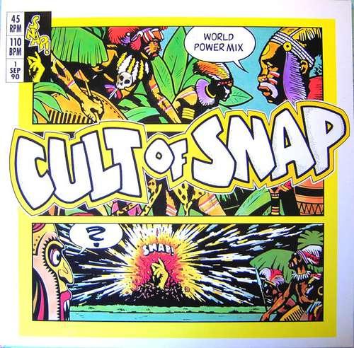 Bild Snap! - Cult Of Snap (World Power Mix) (12, Maxi) Schallplatten Ankauf