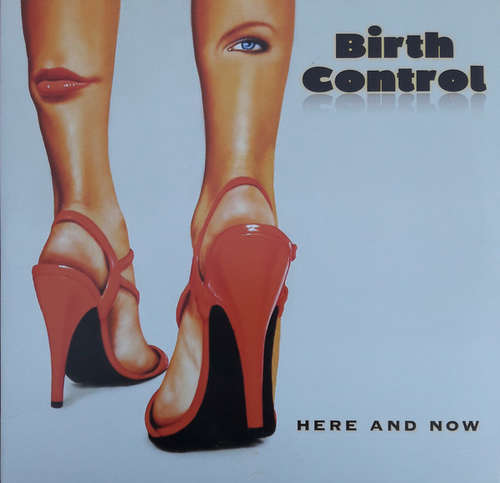 Cover zu Birth Control - Here And Now (2xLP, Album) Schallplatten Ankauf