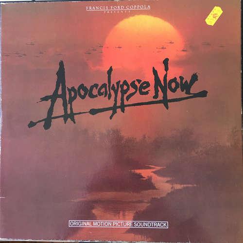 Cover Carmine Coppola  &  Francis Coppola* - Apocalypse Now - Original Motion Picture Soundtrack (2xLP, Album, Gat) Schallplatten Ankauf