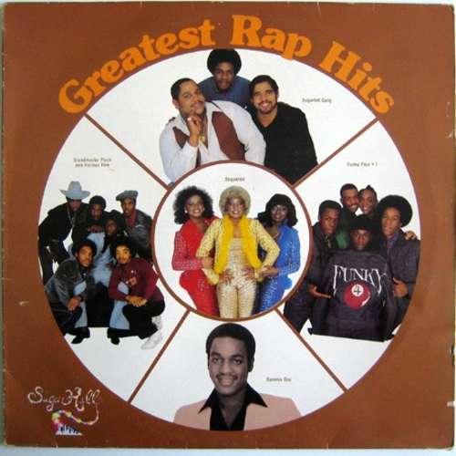 Cover Various - Greatest Rap Hits (LP, Comp) Schallplatten Ankauf