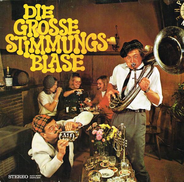 Bild Unknown Artist - Die Grosse Stimmungsblase (LP, Gre) Schallplatten Ankauf