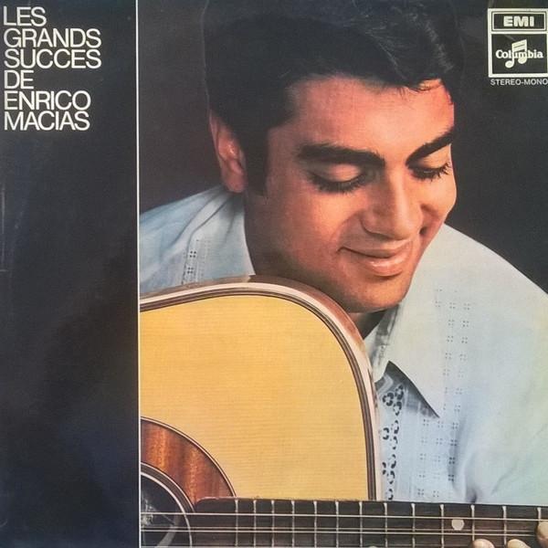 Bild Enrico Macias - Les Grands Succes De Enrico Macias (LP, Comp) Schallplatten Ankauf