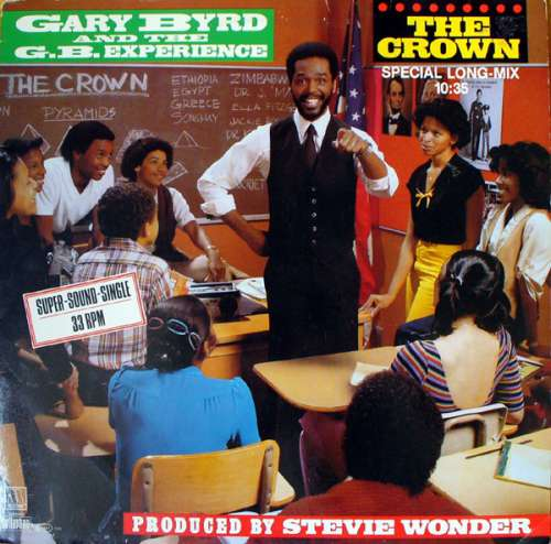 Cover Gary Byrd & The G.B. Experience - The Crown (Special Long-Mix) (12) Schallplatten Ankauf