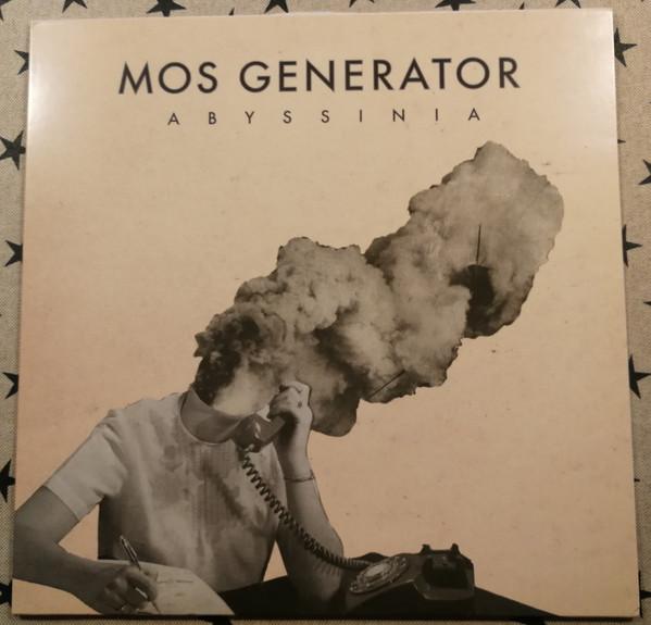 Cover zu Mos Generator - Abyssinia (LP) Schallplatten Ankauf