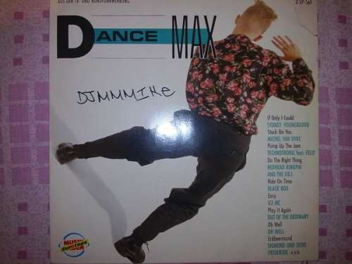 Cover Various - Dance Max (2xLP, Comp) Schallplatten Ankauf