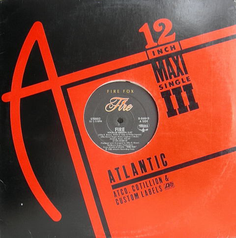 Bild Fire Fox - Fire (12, Maxi) Schallplatten Ankauf