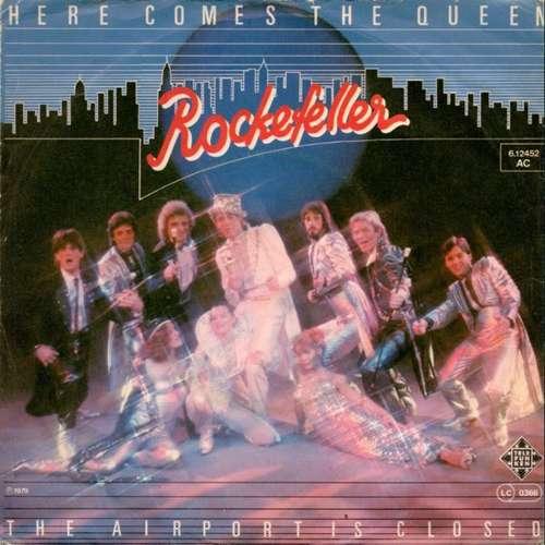 Bild Rockefeller (2) - Here Comes The Queen (7, Single) Schallplatten Ankauf