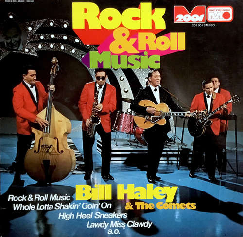 Bild Bill Haley & The Comets* - Rock & Roll Music (LP, Comp) Schallplatten Ankauf