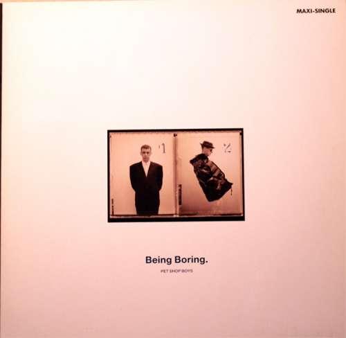 Cover Pet Shop Boys - Being Boring (12, Maxi) Schallplatten Ankauf
