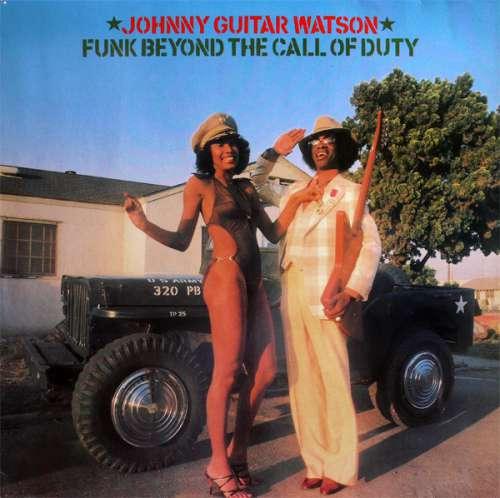 Bild Johnny Guitar Watson - Funk Beyond The Call Of Duty (LP, Album) Schallplatten Ankauf