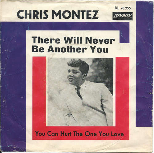 Cover Chris Montez - There Will Never Be Another You (7, Single) Schallplatten Ankauf