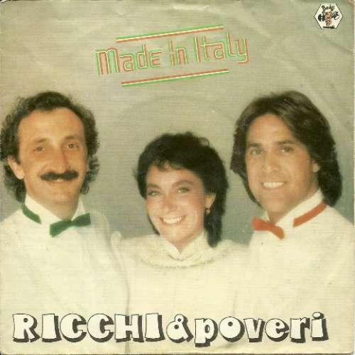 Bild Ricchi & Poveri* - Made In Italy (7, Single) Schallplatten Ankauf