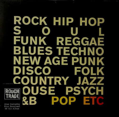 Cover POP ETC - POP ETC (LP) Schallplatten Ankauf