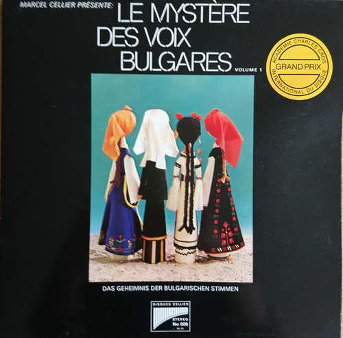 Cover Marcel Cellier Présente: Le Mystère Des Voix Bulgares - Le Mystère Des Voix Bulgares (Volume 1) (LP) Schallplatten Ankauf