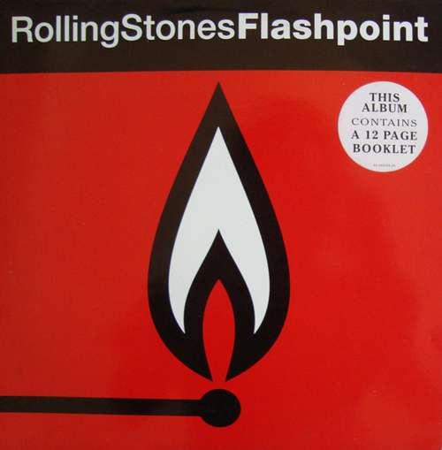 Cover RollingStones* - Flashpoint (LP, Album) Schallplatten Ankauf