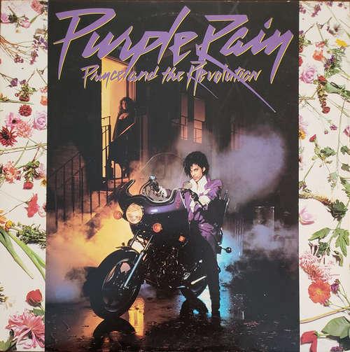 Cover Prince And The Revolution - Purple Rain (LP, Album, Spe) Schallplatten Ankauf