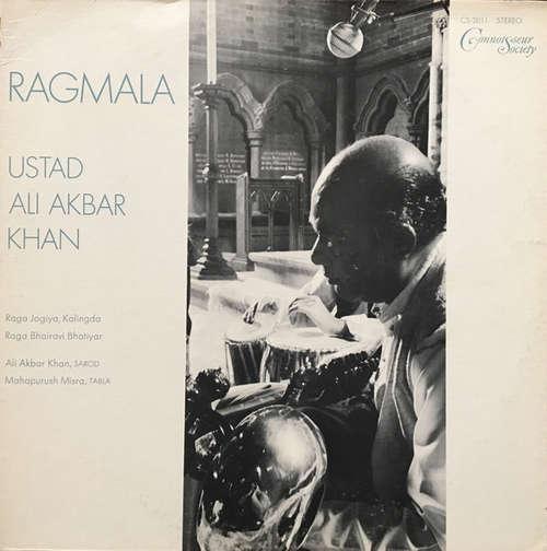 Cover Ustad Ali Akbar Khan* - Ragmala (LP) Schallplatten Ankauf