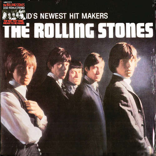 Cover The Rolling Stones - The Rolling Stones (England's Newest Hit Makers) (LP, Album, RE, RM,  ) Schallplatten Ankauf