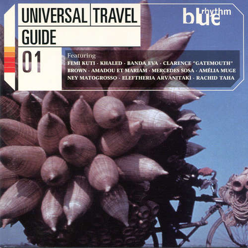 Cover Various - Universal Travel Guide 01 (CD, Comp) Schallplatten Ankauf