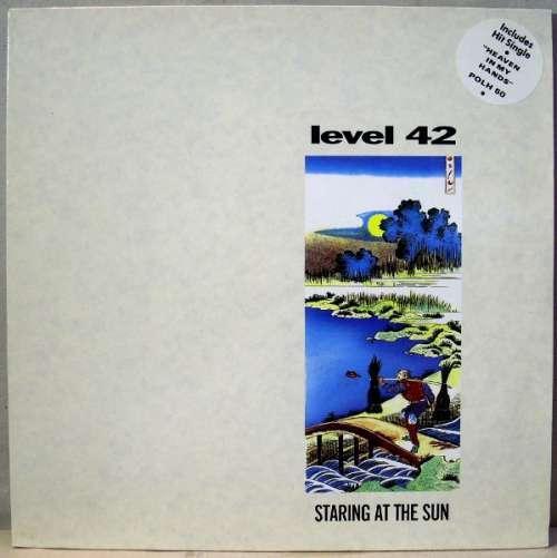 Bild Level 42 - Staring At The Sun (LP, Album) Schallplatten Ankauf