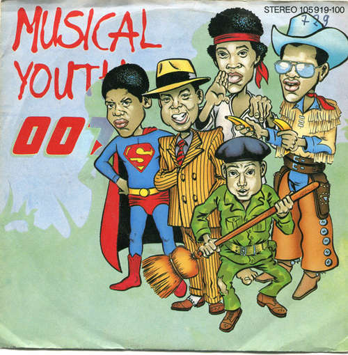 Cover Musical Youth - 007 (7, Single) Schallplatten Ankauf