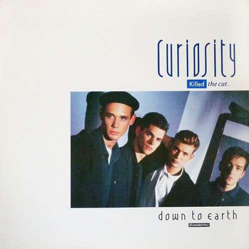 Bild Curiosity Killed The Cat - Down To Earth (Extended Mix) (12, Maxi) Schallplatten Ankauf
