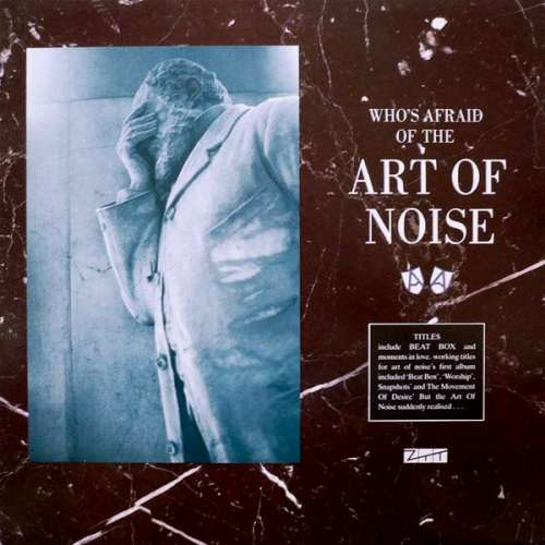 Cover zu The Art Of Noise - (Who's Afraid Of?) The Art Of Noise (LP, Album) Schallplatten Ankauf