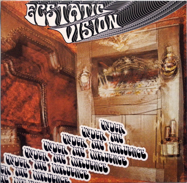 Cover Ecstatic Vision - Under The Influence (12, EP) Schallplatten Ankauf