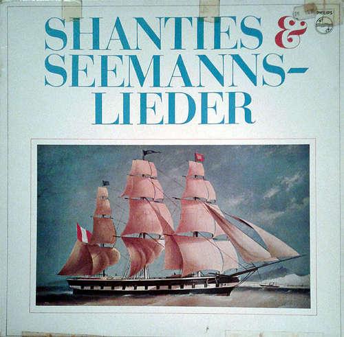 Cover Spitzerdorf-Schulauer Männergesangsverein von 1886*, Kleine Rhythmusgruppe - Shanties Und Seemannslieder (LP) Schallplatten Ankauf