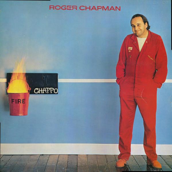 Bild Roger Chapman - Chappo (LP, Album, RE) Schallplatten Ankauf