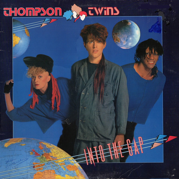 Cover Thompson Twins - Into The Gap (LP, Album) Schallplatten Ankauf