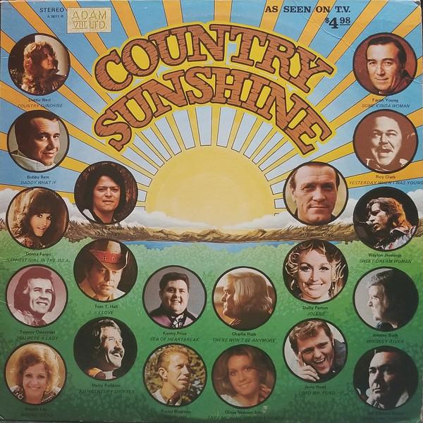 Bild Various - Country Sunshine (LP, Comp) Schallplatten Ankauf