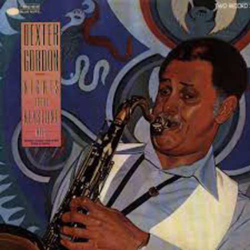 Cover Dexter Gordon - Nights At The Keystone (2xLP, Album) Schallplatten Ankauf