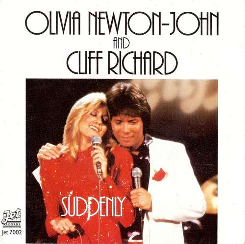 Bild Olivia Newton-John And Cliff Richard - Suddenly (7, Single) Schallplatten Ankauf