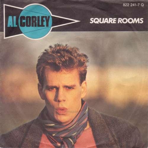 Bild Al Corley - Square Rooms (7, Single) Schallplatten Ankauf