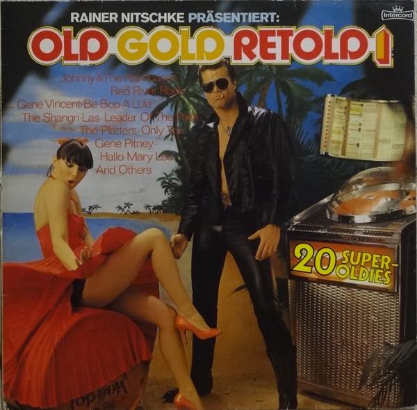 Bild Various - Old Gold Retold 1 (LP, Comp) Schallplatten Ankauf